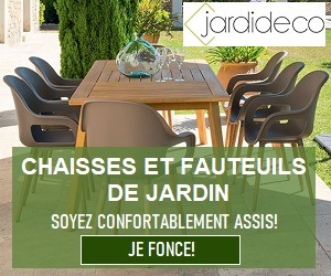 Jardideco rend votre jardin encore plus agréable